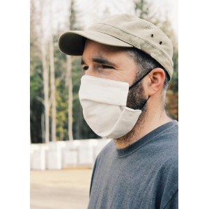 Masques en tissu écologique